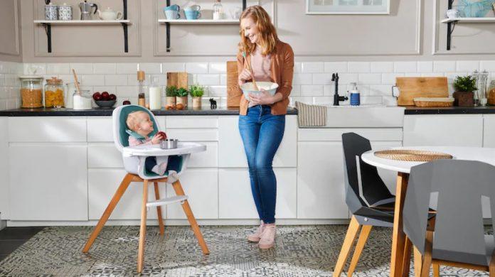 scaune de masa pentru bebelusi