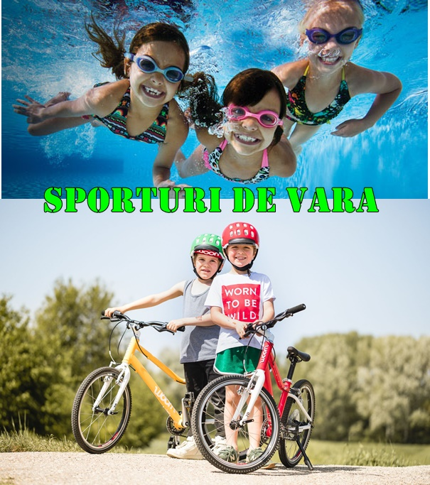 sporturi de vara